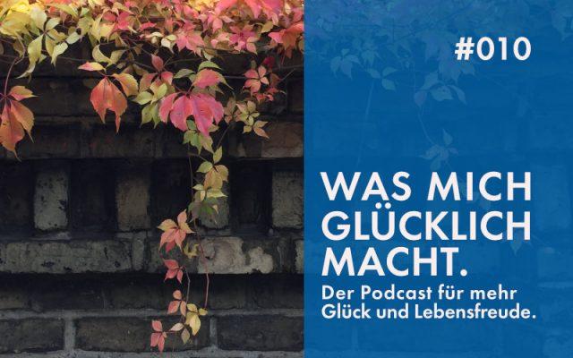 Podcast #010: Über das Reden und das Schweigen.